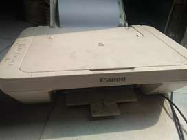 Canon 3 in 1. scanner, photocopy,print