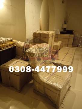 House and Office Relocation/Shifting in Pakistan