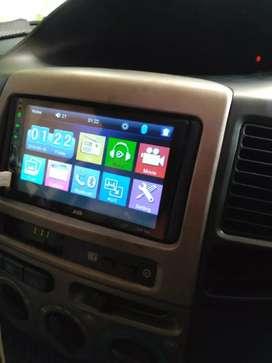 pasang audio mobil murah2 baru2 pasang praktis