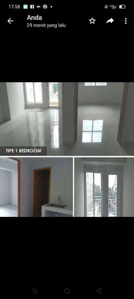 Apartement ready stock