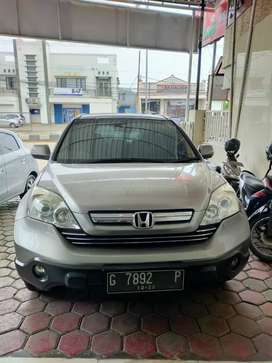 Honda CR-V 2.0 Manual 2007 pajak stnk panjang bln 12 2020