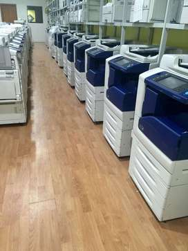 XEROX IMPORTED RC DIGITAL COLOR  MACHINES SALES AND SERVICES