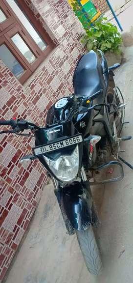 Suzuki gixxer good condition