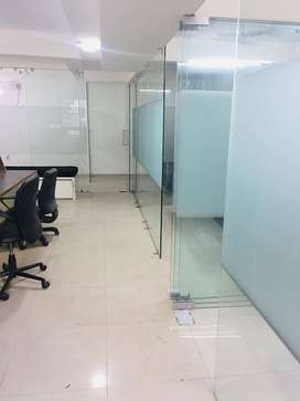 Furnish Office On Rent At C.G Road
