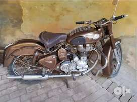 1960 royal enfield bullet made in england