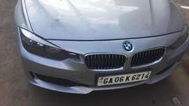 BMW 3 Series GT 320d Luxury Line, 2012, Diesel