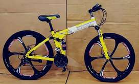 Brand New Foldable Cycle for Sell