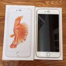 REFURBISHED APPLE IPHONE 6S PLUS 64GB- ROSE GOLD