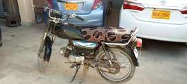 Good condition ok Jinan bike half Kick start