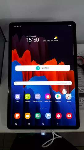Dijual samsung Galaxy Tab s7