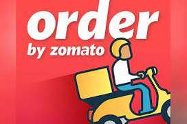 Needed full time or part time delivery riders