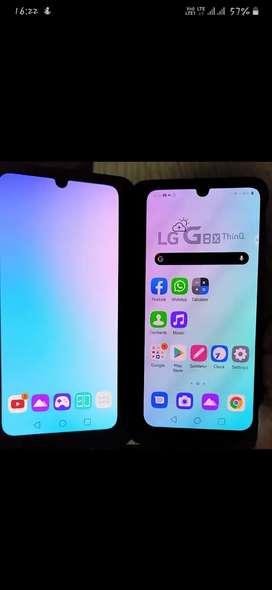 LG g8x brand new