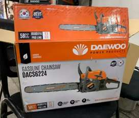 Daewoo chainsaw korean quality