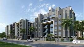 Great opportunity to buy 2 BHK In Manisha Chowk, Vadodara.,  Best Loca