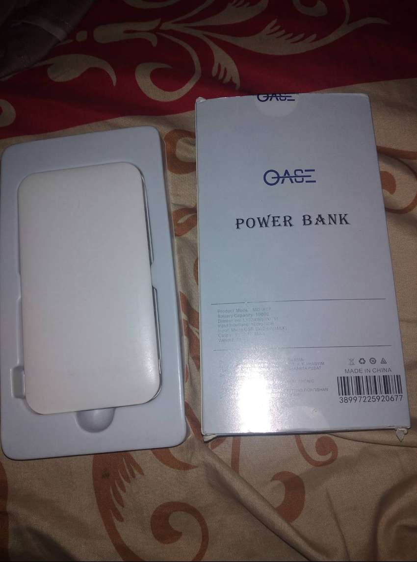Powerbank 10000 Merk OASE 0