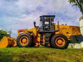 Wheelloader Murah Tangguh Berkualitas Bergaransi Tanpa PPN