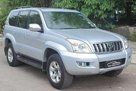 Toyota prado VX A/T, 2006, Petrol