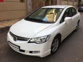 Honda Civic 1.8V Manual, 2009, Petrol