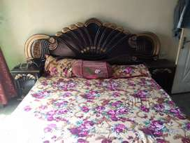 Bed for sale A+ condition