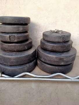 selling my gym set