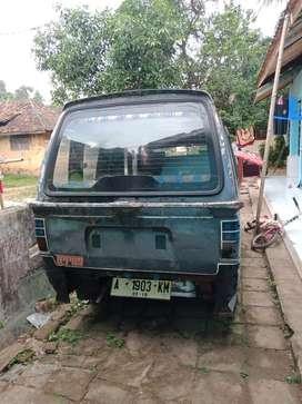Mobil suzuki carry 10 angkot(angkutan umum