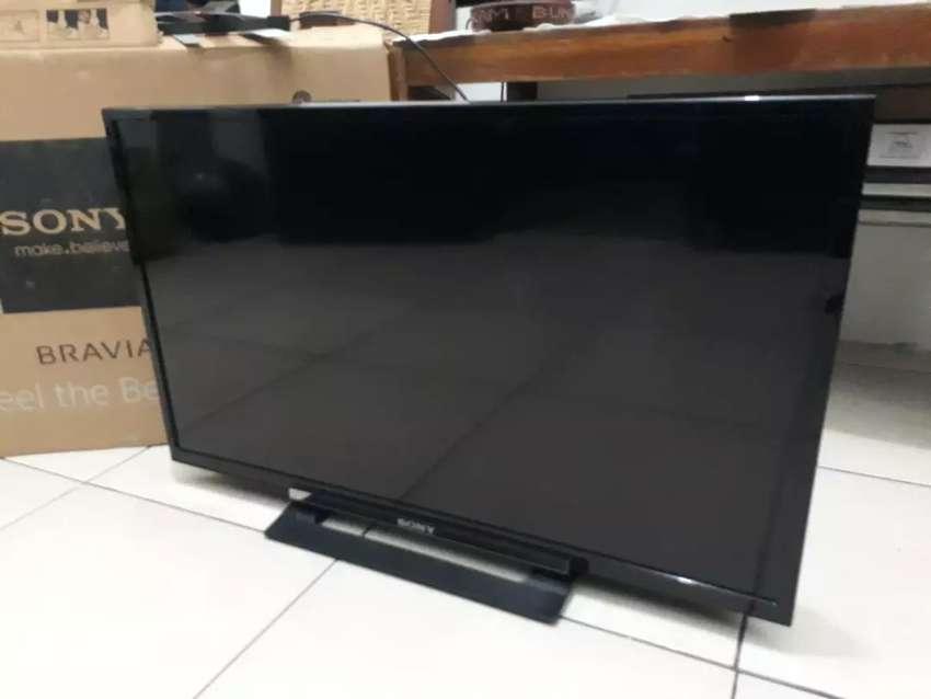 Sony Led tv 32inc gambar bening fullset orisinil bisa tt 0