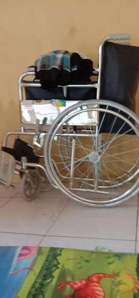 Jual kursi roda baru