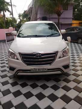 Well maintained Insurance up to 2021 INNOVA 2.5 GX7 STR