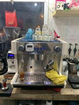 Mesin Espresso Iberital intenz & grinder superveloce