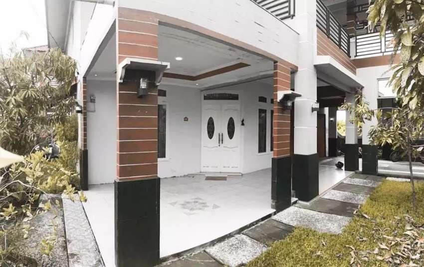 Rumah 2 lantai mewah murah tanpa perantara 0