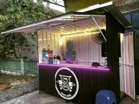 Rombong\Booth container