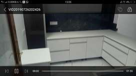 Fully equipped Modular kitchen for sale MARKET VALUE 4 LAKHS