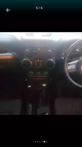 Rubicon jeep sayacari