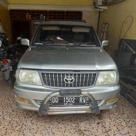 Jual Toyota Kijang SSX th 2003 Terawat