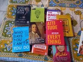 Set of best selling novels