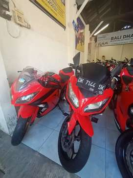 Jual Kawasaki ninja 250cc 2018 posisi di bali