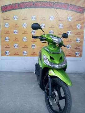 New Mio CW Tahun 2011 DR4870BW (Raharja Motor Mataram)