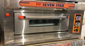 Seven star pizza oven