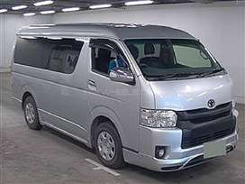 Toyota Hiace 2014 Get On Installment
