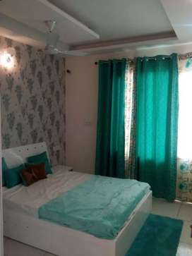 Fully furnished 2 bedroom+drawing room