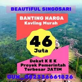 Tanah Kavling Prospektif Tanah Kapling Malang