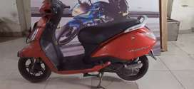 TVS Jupiter model 2014  18200km for sale