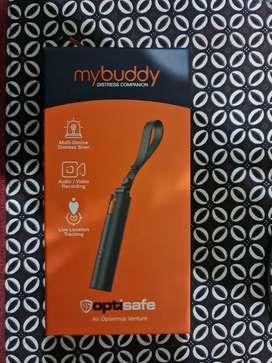Mybuddy optisafe SOS emergency gadget abuabu