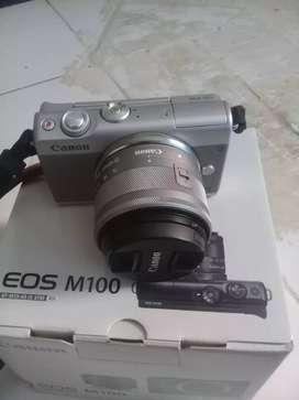 CANON EOS M100 PLUS BONUS