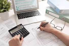 need Only Experienced Accountant