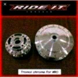 tromol mip, beat, vario, scopy chrome
