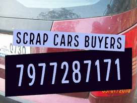CARS SCRAP BUYERS RUSTED CARS BUYERS