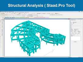 Learn staad pro software