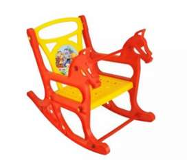 New chair red & yellow color for kids