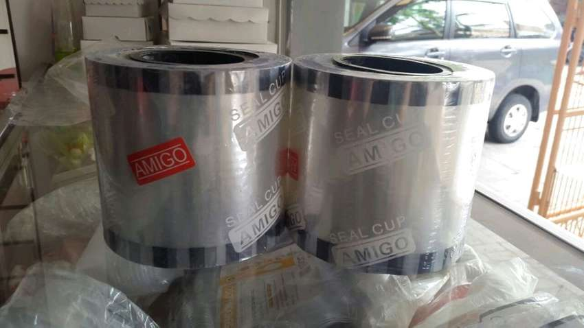 lid cup / sealer cup polos 0